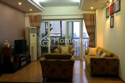 Cho thuê căn hộ chung cư Đào Tấn, Ba Đình. Diện tích 60 m2
