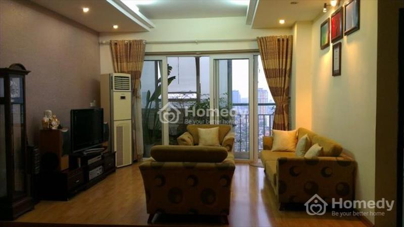 Cho thuê căn hộ chung cư mini Đào Tấn. Diện tích 50 m2, 4 triệu/tháng - 1