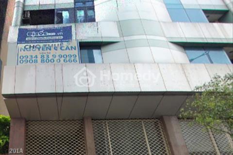Cho thuê nhà nguyên căn 2 mặt tiền đường Trần Quốc Thảo, phường 9, quận 3