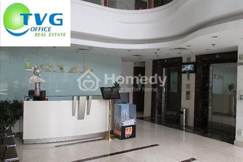 Văn phòng cho thuê đường Võ Thị Sáu, quận 3, giá 55 triệu/tháng