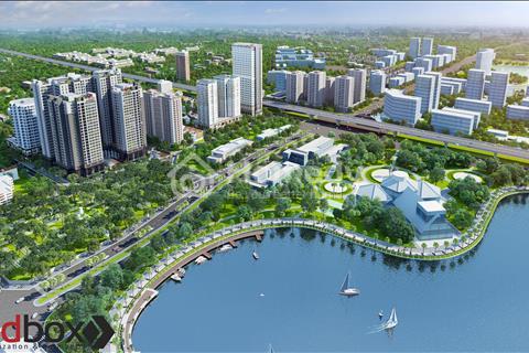 Chỉ còn 100 căn cuối dự án Việt Đức Complex, giá từ 24 triệu/m2. View hồ Nhân Chính 13 ha
