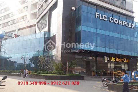 Chung cư FLC Complex cho thuê mặt bằng trung tâm thương mại  làm showroom, văn phòng hoặc ngân hàng