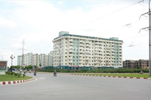 Căn hộ chung cư ở khu đô thị Mễ Trì Hạ. Diện tích 70 m2