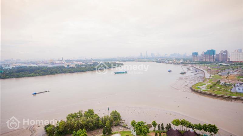 Cho thuê căn hộ tầng cao Tower 3 Brilliant Đảo Kim Cương - 14
