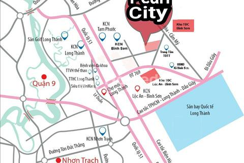 Cơ hội sở hữu vé đầu tư tốt giai đoạn 1 - siêu dự án Pearl City