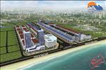 Nằm ngay con đường hành chính, hướng thẳng ra 1 trong top 10 bãi biển đẹp nhất hành tinh, Sun Bay Đà Nẵng trở thành đô thị đắt giá được giới đầu tư cũng như tầng lớp trung – thượng lưu quan tâm.