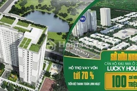 Tiếp nhận hồ sơ dự án nhà ở xã hội Luky House Kiến Hưng, Hà Đông