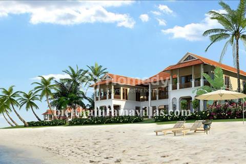 Biệt thự nghỉ dưỡng Đà Nẵng tiêu chuẩn 5 sao
