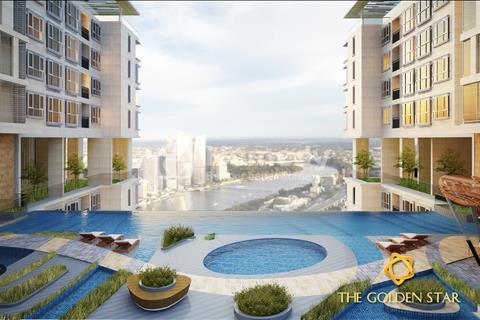 Chỉ 400 triệu sở hữu ngay căn hộ cao cấp liền kề Phú Mỹ Hưng