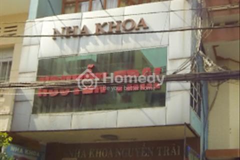 Cho thuê nhà mặt tiền đường Nguyễn Trãi, phường 8, quận 5