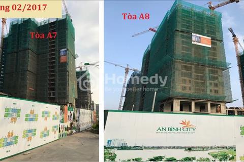 Bán căn hộ chung cư tòa A7 diện tích 86,5 m2 - An Bình City - Cạnh Bộ Công An - Đường Phạm Văn Đồng