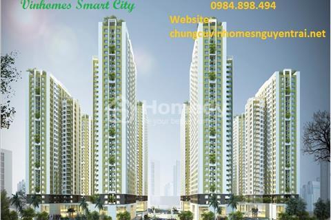 Chính thức mở bản Vinhomes Smart City - Nguyễn Trãi, tháng 5/2017