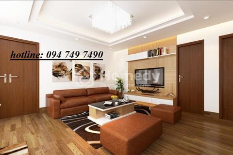 Bán căn hộ chung cư Núi Trúc Square - 17 Ngõ Núi Trúc - Ba Đình - Hà Nội