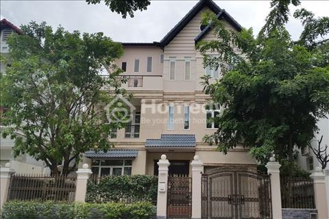 Bán đất đơn lập biệt thự Nam Quang 2, góc công viên, Phú Mỹ Hưng