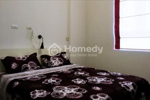 Cho thuê gấp căn hộ chung cư 173 Xuân Thủy, 90 m2, 2 phòng ngủ, 9,5 triệu/tháng.
