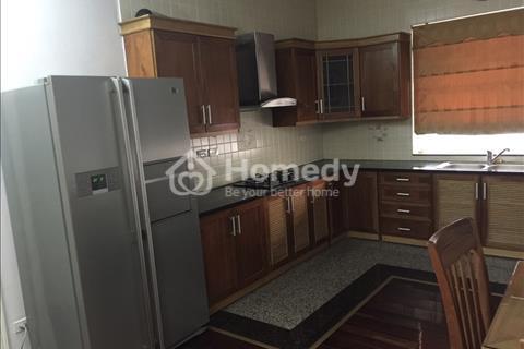 Cho thuê căn hộ chung cư tòa 137 Nguyễn Ngọc Vũ, Cầu Giấy, 87 m2, 3 phòng ngủ, 8 triệu/tháng.