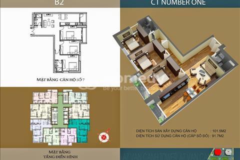 Cho thuê chung cư Vân Canh phù hợp kinh doanh hoặc để ở