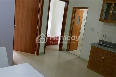 Cho thuê căn hộ chung cư 45 m2, 2 phòng ngủ, 1 khách, 1 bếp phố Cầu giấy
