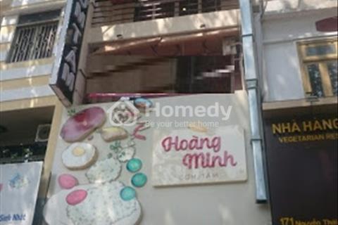 Cho thuê nhà mặt tiền đường Hàm Nghi, phường Bến Nghé, quận 1