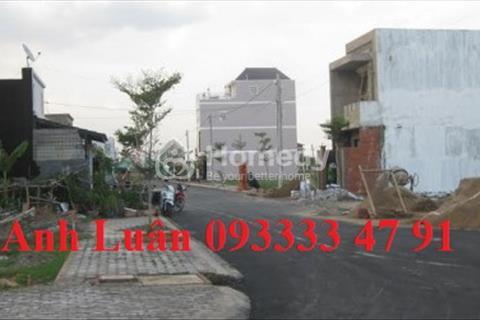 Vietcombank thu hồi vốn 3 Lô Đất Liền Kề gần chợ Bình Chánh 430trieu/nền