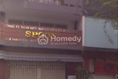 Cho thuê nhà mặt tiền Hai Bà Trưng, phường 8, quận 3, Hồ CHí Minh
