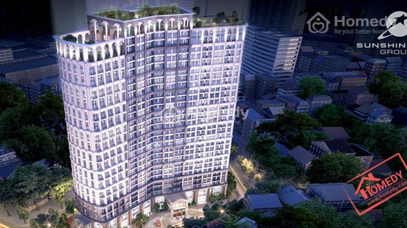 Sunshine Palace giá chỉ 2,2 tỷ/căn - Nhận xe SH, voucher 50 triệu - Vay 70%, lãi suất 0% 12 tháng - 1