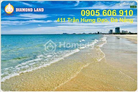 Bán 70 m2 đất đường Đỗ Bá Đà Nẵng cách biển 200m, có giấy phép xây cao 8 tầng xây nhà ở, căn hộ