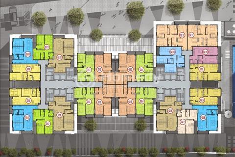 Bán căn hộ Five Star Kim Giang diện tích 73 m2 tầng 16 căn 01. Giá 22 triệu/m2