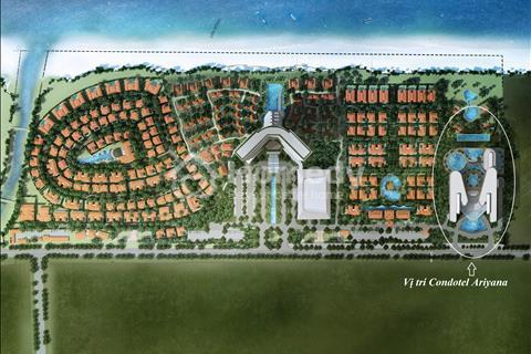 Mở bán quỹ hàng đẹp nhất dự án Condotel Furama - Ariyana Đà Nẵng