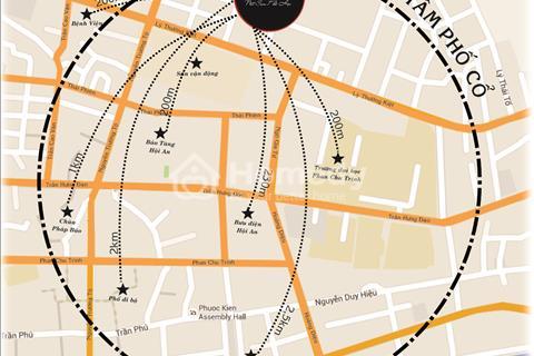 Mở bán 20 nền đất khu phức hợp khách sạn 5* ngay trung tâm phố cổ Hội An