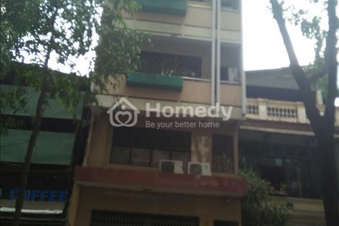 Cho thuê nhà mặt tiền đường Đông Du, phường Bến Nghé, quận 1