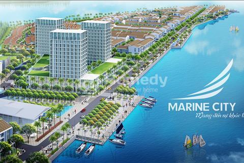 Khu đô thị liền kề đường ven biển Vũng Tàu 6,5tr/m2