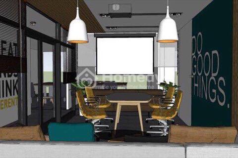 Cho thuê văn phòng trọn gói tại tầng 9 tòa nhà Lotus số 2 Duy Tân, chỉ từ 6 triệu/tháng