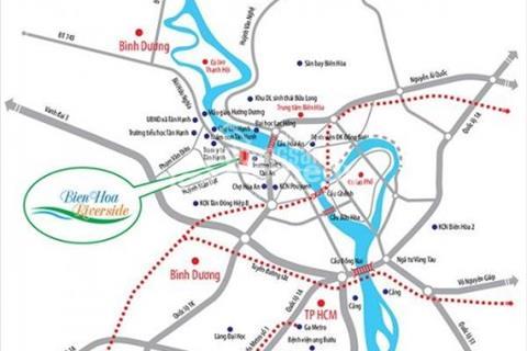 Đất nền ngay đường Bùi Hữu Nghĩa, cách cầu Hóa An 1km, trung tâm kết nối các tỉnh thành