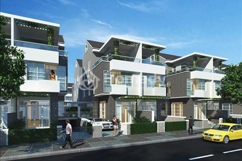 Nhà phố biệt thự ven sông Jamona Golden Silk - khu đô thị sinh thái 5 sao ngay trung tâm thành phố.
