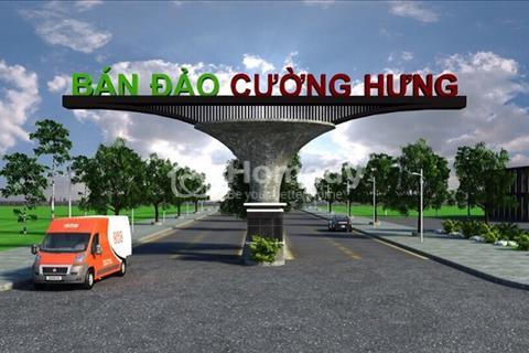 Khu đô thị Bán đảo Cường Hưng
