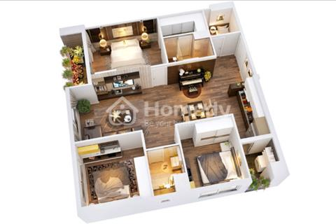 Chủ nhà gửi tôi bán lại căn hộ số 01 tầng 16, dự án Golden Field MBLand.