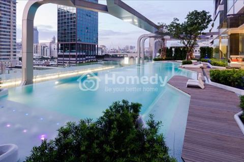 Cho thuê căn hộ trung tâm Quận 5, đường An Dương Vương gần Đại học Sài Gòn