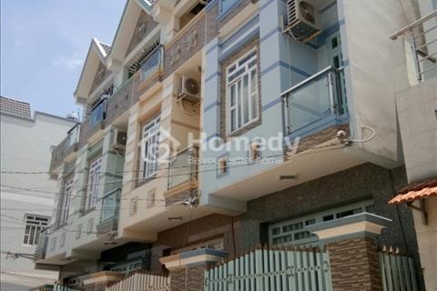 Bán dãy nhà 3 tầng tại đường Phạm Thế Hiển, Phường 4 và Phường 6 Quận 8, Sổ hồng 2017