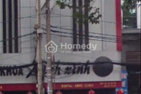 Cho thuê nhà mặt tiền đường Nguyễn Thông, phường 9, quận 3