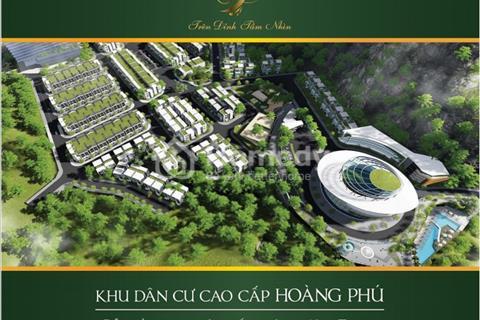 Nhận giữ chỗ Hoàng Phú Nha Trang, hoàn thiện hạ tầng, giao nền 10/2017