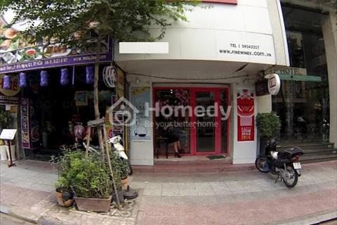 Cho thuê nhà mặt tiền đường Nguyễn Du, phường Bến Nghé, quận 1