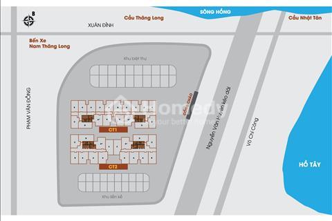 Đăng ký tham quan nhà mẫu chung cư 789 Xuân Đỉnh - Bộ Quốc Phòng