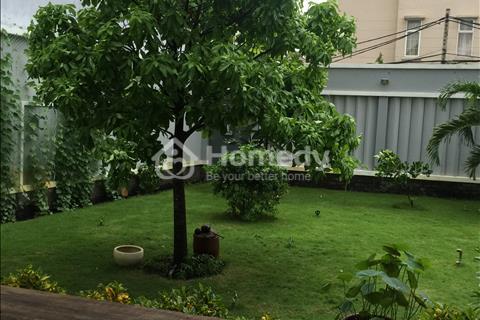 Villa sân vườn phường Thảo Điền, nội thất cao cấp