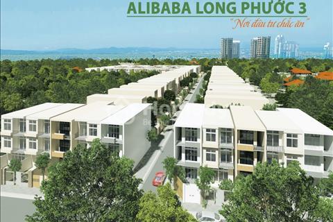 Khu dân cư Alibaba Long Phước 3