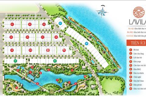 Tôi kẹt tiền cần bán căn biệt thự Lavila Kiến Á, gần công viên