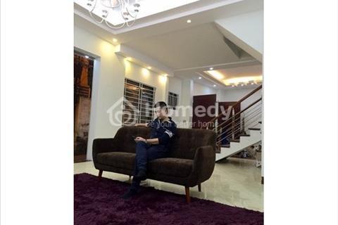 bán nhà ngõ đội cấn 4 tầng 60m2 Ba Đình, diện tích 60m2, giá 5,99 tỷ
