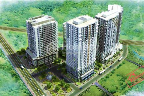 Cho thuê căn hộ Ngoại Giao Đoàn N01-T3, nội thất cơ bản, 110 m2 tầng đẹp
