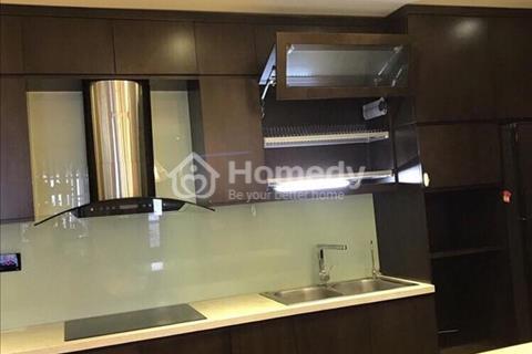 Cho thuê chung cư 165 Thái Hà, 135 m2, 3 phòng ngủ, đủ đồ, 14,5 triệu/tháng