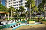 """Căn hộ Monarchy Đà Nẵng được chia thành 2 block, có đến 937 căn hộ cao từ 17 đến 30 tầng. Đây làdự án căn hộ ven biển đầu tiên có thiết kế cảnh quan """"chuẩn mưc"""" cùng diện tích cây xanh chiếm đến 60% trên tổng diện tích đất,nhằm góp phần đem lại không gian sống trong lành, gần gũi với thiên nhiên cho cư dân nơi đây."""